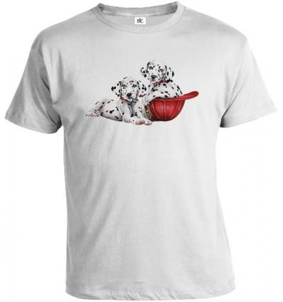 Tričko pánske - Dalmatínci