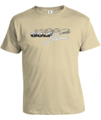 Tričko pánske - Golf Scene