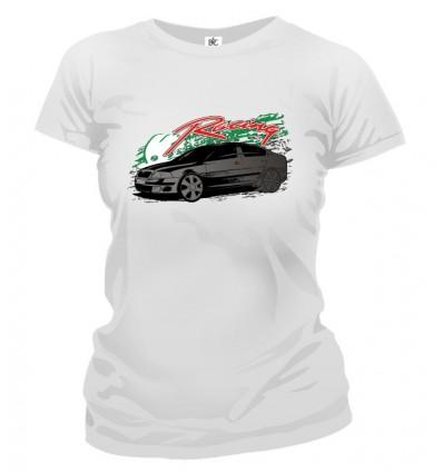 Tričko dámske - Octavia Racing