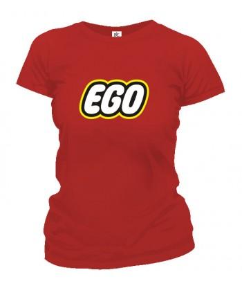 Tričko dámske - Ego
