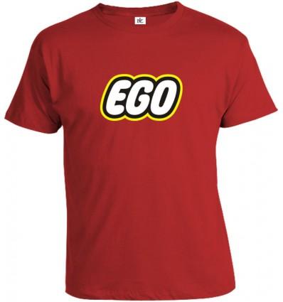Tričko pánske - Ego