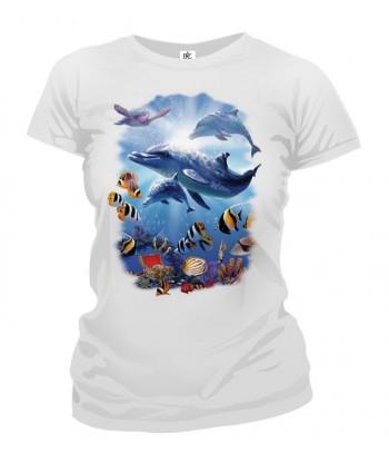 Tričko dámske - Magické Poklady