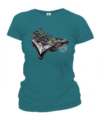 Tričko dámske - 5Nations Decks
