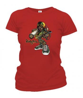 Tričko dámske - 5Nations Rude Boy
