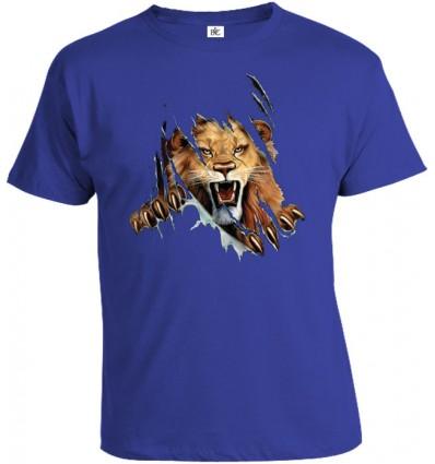 Tričko pánske - Lev