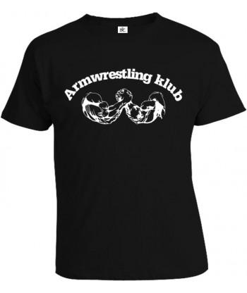 Tričko pánske - Armwrestling