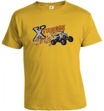 Tričko pánske - Extreme quadbike
