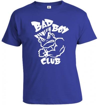 Tričko pánske - Bad Boy Club