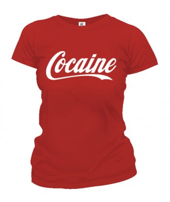 Tričko dámske - Cocaine