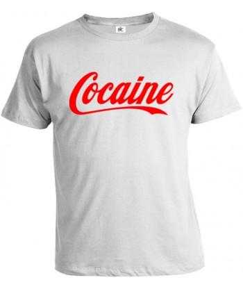 Tričko pánske - Cocaine