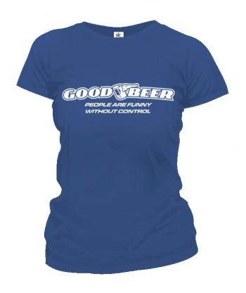 Tričko dámske - Dobré pivo
