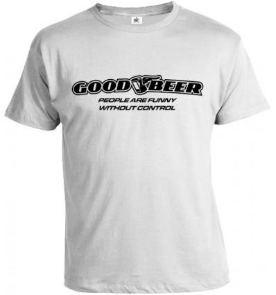 Tričko pánske - Dobré pivo