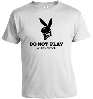 Tričko pánske - Do Not Play