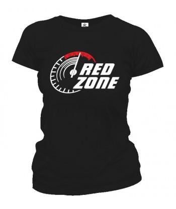 Tričko dámske - Red Zone