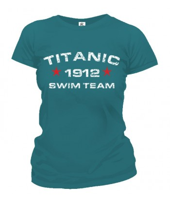 Tričko dámske - Titanic