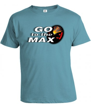 Tričko pánske - Go To The Max