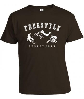 Tričko pánske - Freestyle BMX
