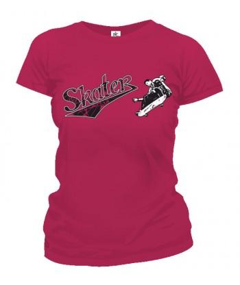 Tričko dámske - Skater