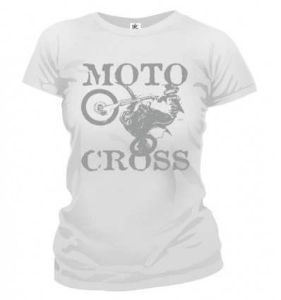 Tričko dámske - MotoCross