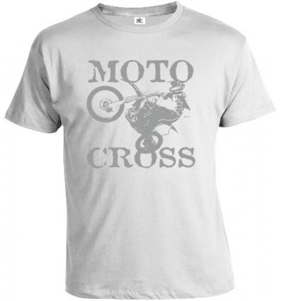 Tričko pánske - MotoCross