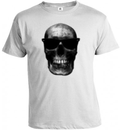 Tričko pánske - Cool Skull