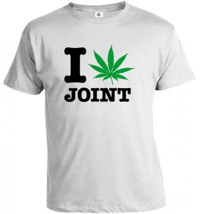 Tričko pánske - I Love Joint