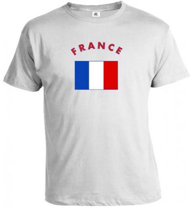 Tričko pánske - France
