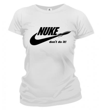 Tričko dámske - Nuke