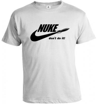Tričko pánske - Nuke