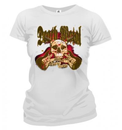 Tričko dámske - Death Metal