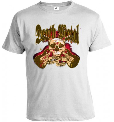 Tričko pánske - Death Metal