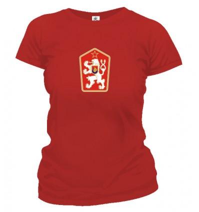 Tričko dámske - ČSSR