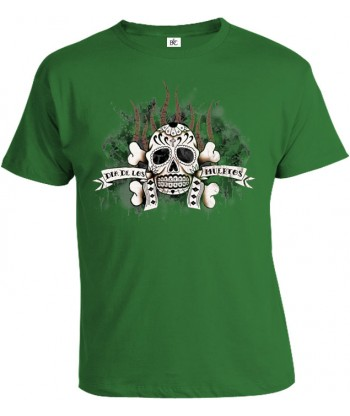 Tričko pánske - Indiánska Lebka