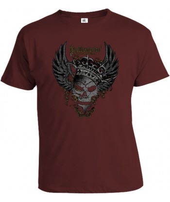 Tričko pánske - Okrídlená smrťka