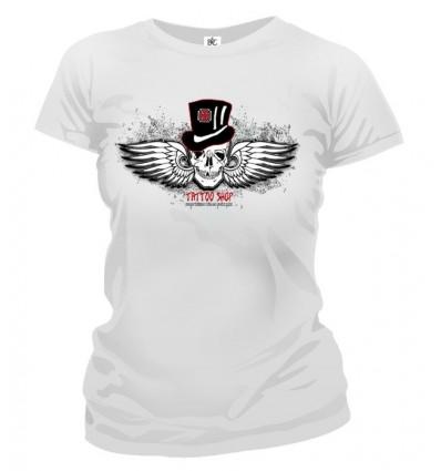 Tričko dámske - Tattoo Shop