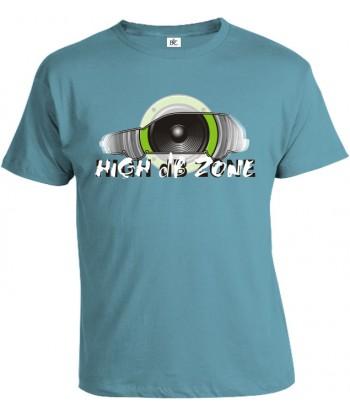 Tričko pánske - High dB Zone