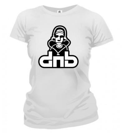 Tričko dámske - DNB