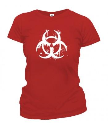 Tričko dámske - Biohazard