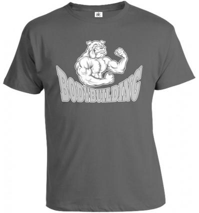Tričko pánske - Bodybuilding