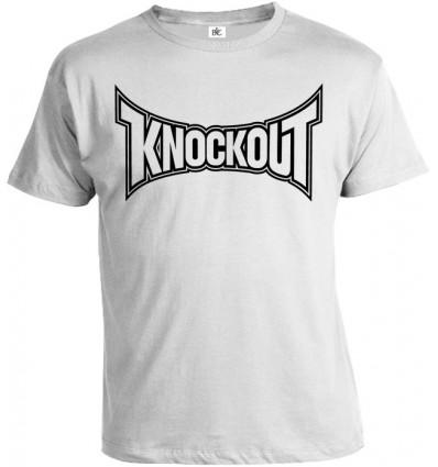 Tričko pánske - Knockout