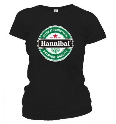 Tričko dámske - Hannibal