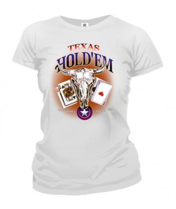 Tričko dámske - Poker