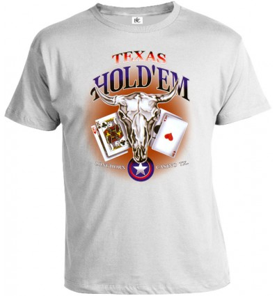 Tričko pánske - Poker