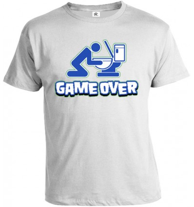 Tričko pánske - Game Over 2
