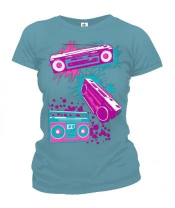 Tričko dámske - Neon Magneťáky