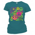 Tričko dámske - Peace