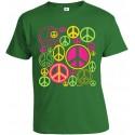 Tričko pánske - Peace