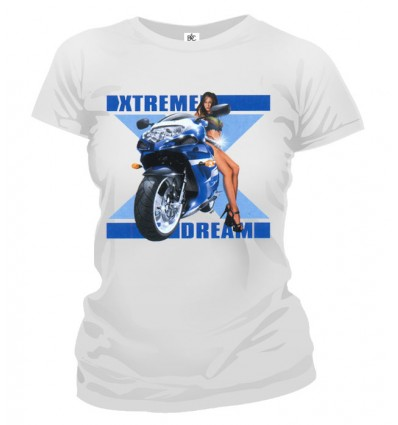 Tričko dámske - Extreme Dream