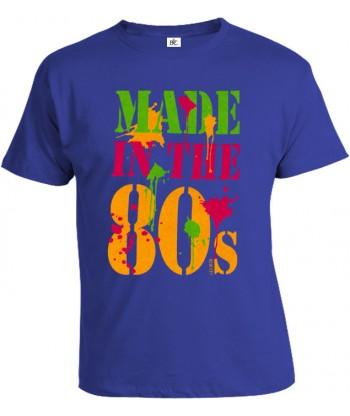 Tričko pánske - Made In The 80s