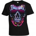Tričko pánske - Retro Skull